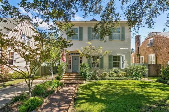 445 Fairway Drive, New Orleans, LA 70124 (MLS #2316458) :: United Properties