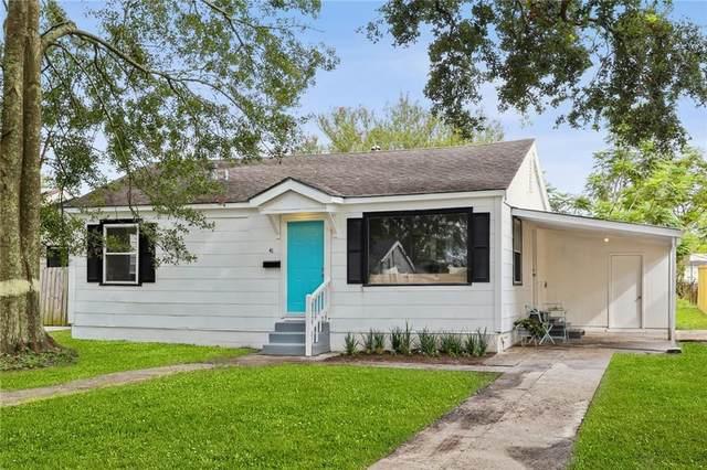 41 Sullivan Place, New Orleans, LA 70131 (MLS #2316544) :: Freret Realty