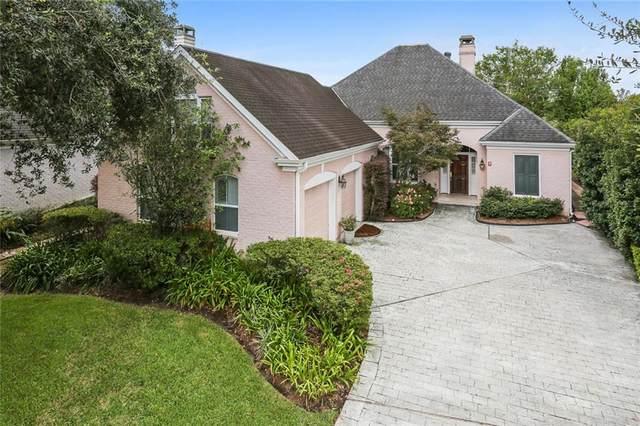 7 Lakeway Court, New Orleans, LA 70131 (MLS #2316607) :: Keaty Real Estate