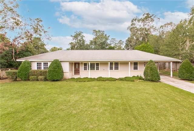 135 Cedar Road, Bogalusa, LA 70427 (MLS #2316619) :: Keaty Real Estate