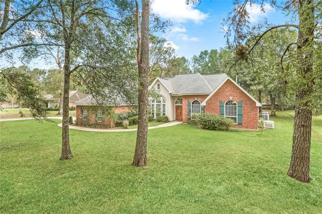 116 Secluded Forest Way, Madisonville, LA 70447 (MLS #2316626) :: Freret Realty