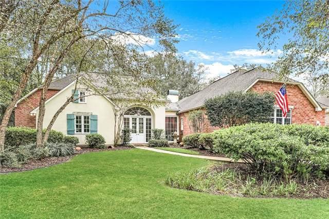 312 Lake Shore Drive, Mandeville, LA 70471 (MLS #2316640) :: Turner Real Estate Group