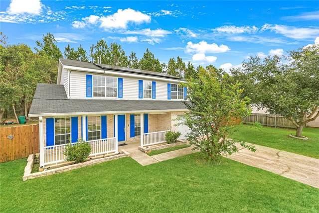 1009 Cherie Lane, Slidell, LA 70460 (MLS #2316664) :: Freret Realty