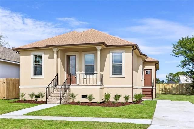 7411 Dartmoor Drive, New Orleans, LA 70127 (MLS #2316692) :: Freret Realty