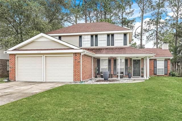138 Honeywood Drive, Slidell, LA 70461 (MLS #2316707) :: Keaty Real Estate