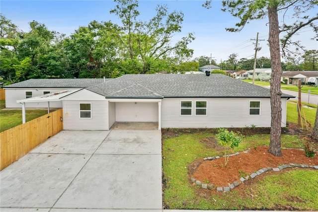901 St. George Avenue, Jefferson, LA 70121 (MLS #2316722) :: Parkway Realty