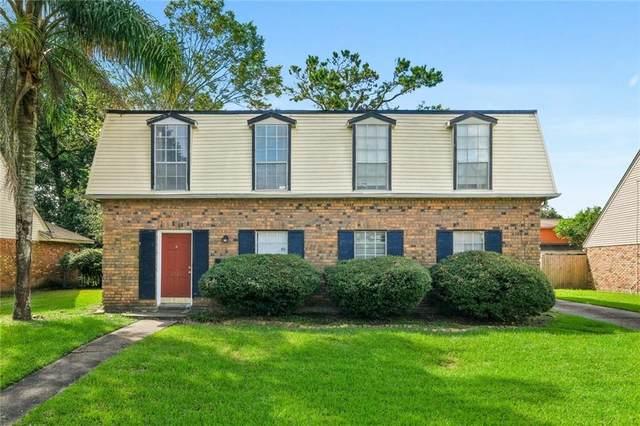 3741 S Inwood Avenue, New Orleans, LA 70131 (MLS #2316814) :: Freret Realty