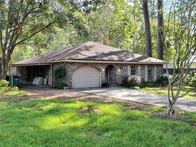 101 Robinhood Drive, Covington, LA 70433 (MLS #2317062) :: Freret Realty
