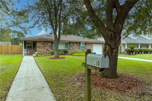 110 Willow Wood Drive, Slidell, LA 70461 (MLS #2317170) :: Satsuma Realtors