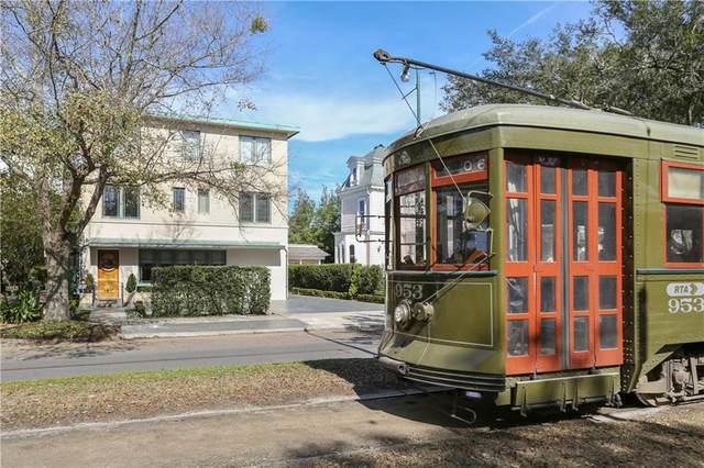 4817 St Charles Avenue #4817, New Orleans, LA 70115 (MLS #2317328) :: United Properties