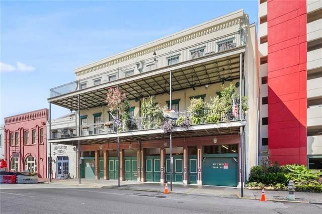 633 Tchoupitoulas Street #8, New Orleans, LA 70130 (MLS #2318383) :: Robin Realty