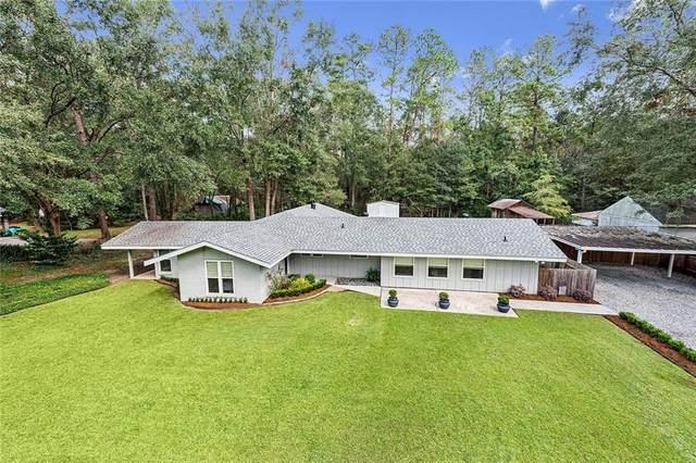 11 Patricia Drive, Covington, LA 70433 (MLS #2318463) :: Keaty Real Estate