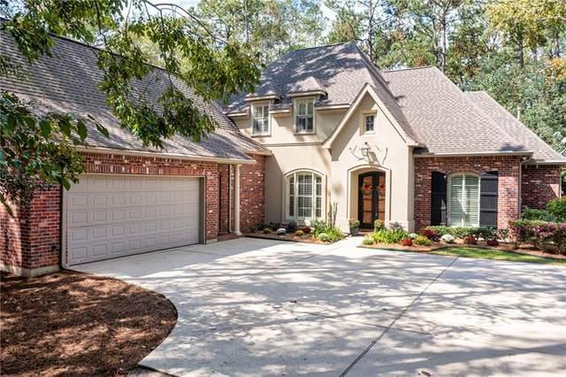 1640 Old Mandeville Lane, Mandeville, LA 70448 (MLS #2318466) :: Turner Real Estate Group