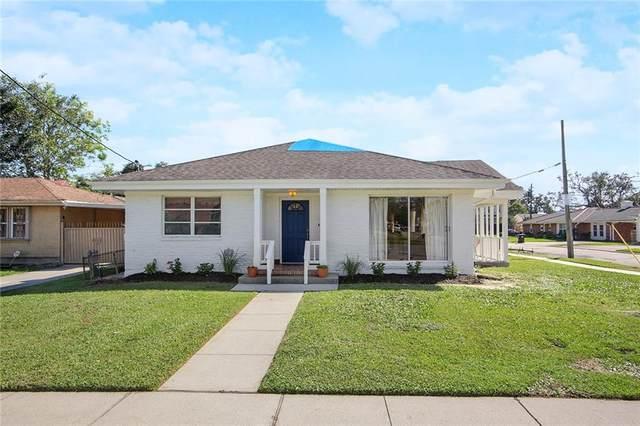 5501 Paris Avenue, New Orleans, LA 70122 (MLS #2318487) :: Freret Realty
