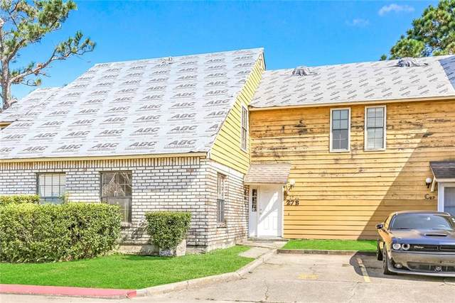 1500 W Esplanade Avenue 27B, Kenner, LA 70065 (MLS #2318493) :: United Properties