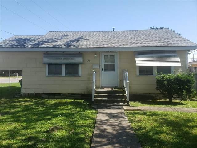 535 Hesper Avenue, Metairie, LA 70005 (MLS #2318526) :: Keaty Real Estate