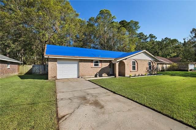 1602 St. Christopher Drive, Slidell, LA 70458 (MLS #2318570) :: Keaty Real Estate