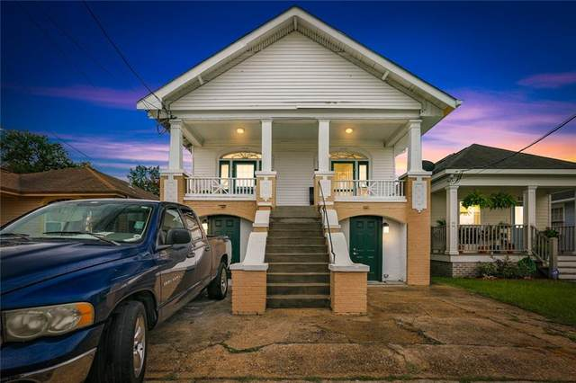 2522 24 Jonquil Street, New Orleans, LA 70122 (MLS #2318585) :: Freret Realty