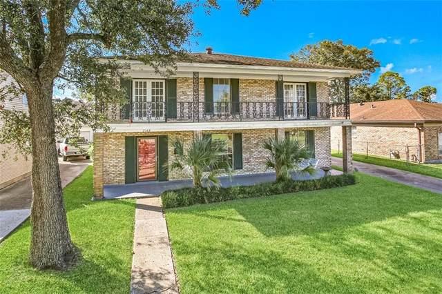 2164 N Lexington Drive, Gretna, LA 70056 (MLS #2318661) :: Turner Real Estate Group