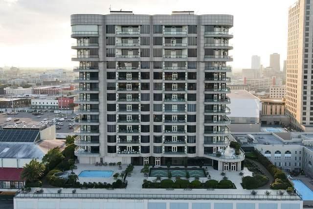 600 Port Of New Orleans Place 14C/D, New Orleans, LA 70130 (MLS #2318678) :: United Properties