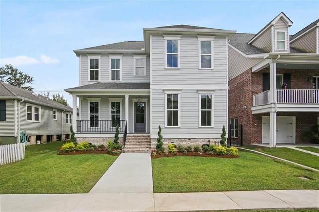 6581 Wuerpel Street, New Orleans, LA 70124 (MLS #2318759) :: United Properties