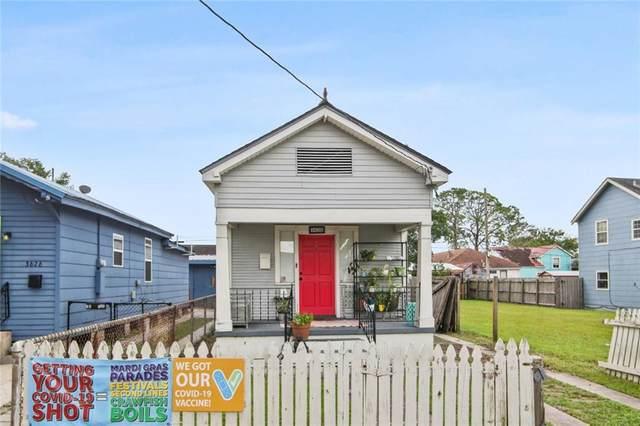 3628 Clematis Street, New Orleans, LA 70122 (MLS #2318850) :: Satsuma Realtors