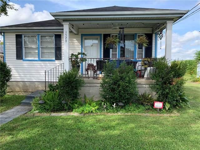1528 Huron Avenue, Metairie, LA 70005 (MLS #2318884) :: Freret Realty