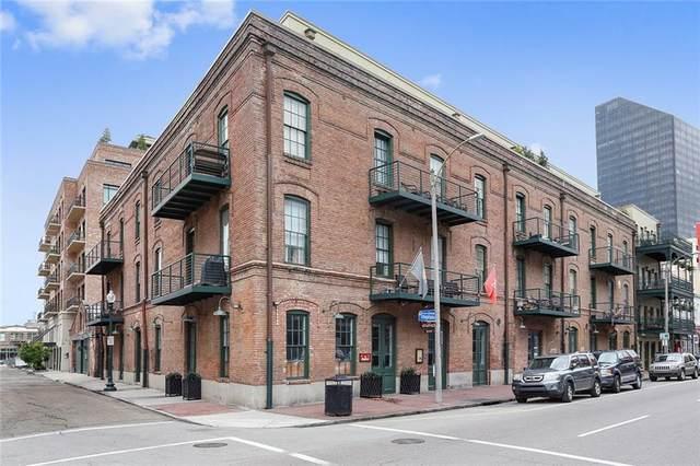 711 Tchoupitoulas Street #206, New Orleans, LA 70130 (MLS #2318896) :: United Properties