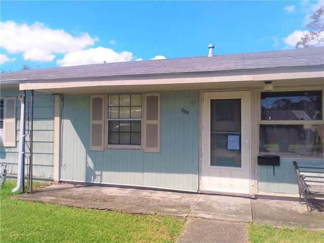 559 Marino Drive, Norco, LA 70079 (MLS #2318918) :: Robin Realty