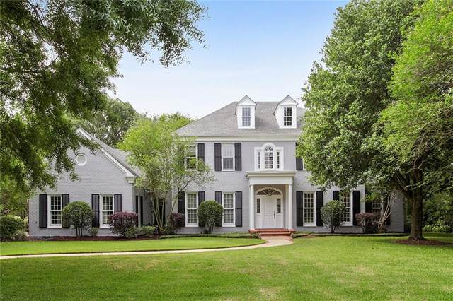7 English Turn Drive, New Orleans, LA 70131 (MLS #2319003) :: Keaty Real Estate