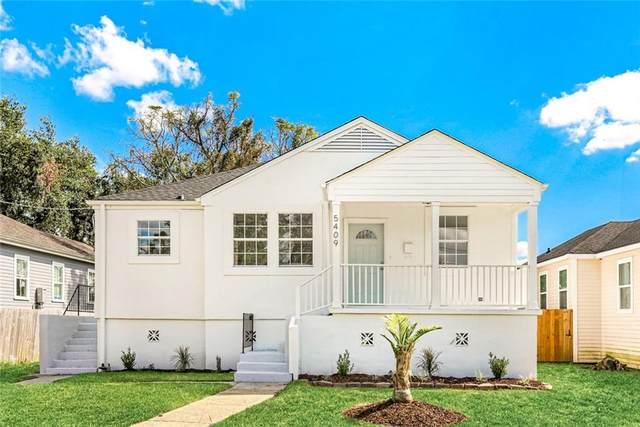5409 Marigny Street, New Orleans, LA 70122 (MLS #2319066) :: Keaty Real Estate