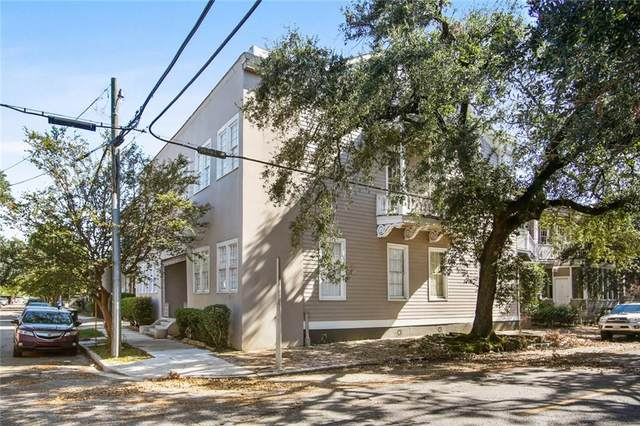 1454 St. Mary Street #6, New Orleans, LA 70130 (MLS #2319076) :: Parkway Realty