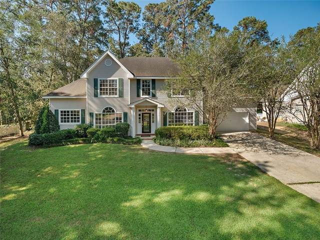 107 Turnberry Drive, Covington, LA 70433 (MLS #2319109) :: Keaty Real Estate
