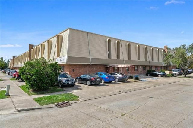 2500 Houma Boulevard #117, Metairie, LA 70001 (MLS #2319116) :: United Properties