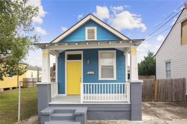 1032 Verret Street, New Orleans, LA 70114 (MLS #2319139) :: Parkway Realty