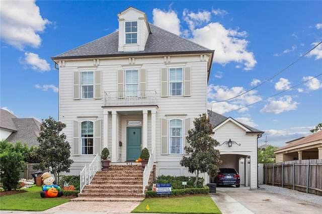 916 Conrad Street, New Orleans, LA 70124 (MLS #2319154) :: United Properties