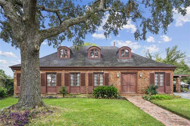 7312 Amber Street, New Orleans, LA 70124 (MLS #2319183) :: Keaty Real Estate