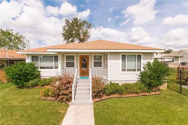 2145 Mirabeau Avenue, New Orleans, LA 70122 (MLS #2319191) :: Robin Realty
