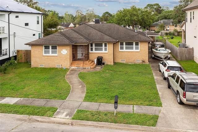 5040 Saint Bernard Avenue, New Orleans, LA 70122 (MLS #2319210) :: Freret Realty