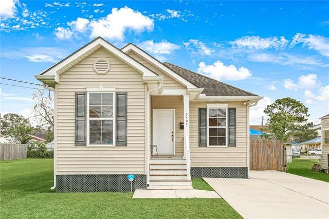 3407 Mandeville Street, New Orleans, LA 70122 (MLS #2319244) :: Turner Real Estate Group