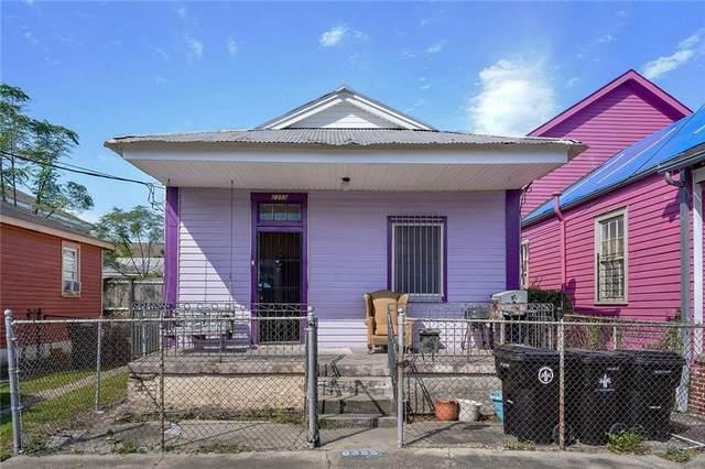 2355 N Villere Street, New Orleans, LA 70117 (MLS #2319250) :: Top Agent Realty