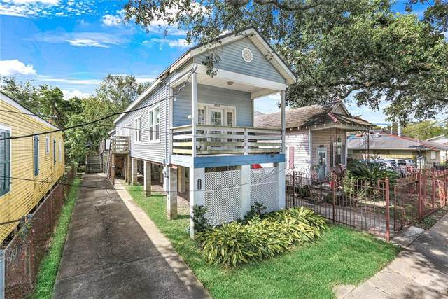 8320 S Claiborne Avenue, New Orleans, LA 70118 (MLS #2319314) :: Parkway Realty