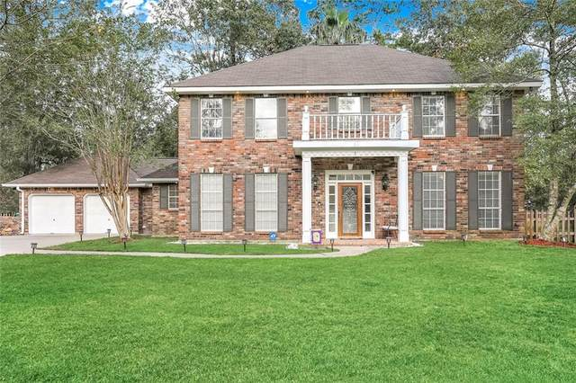 80 Forest Green Drive, Mandeville, LA 70448 (#2319340) :: The Fields Group