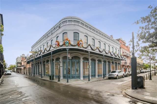1100 Royal Street #9, New Orleans, LA 70116 (#2319356) :: The Fields Group