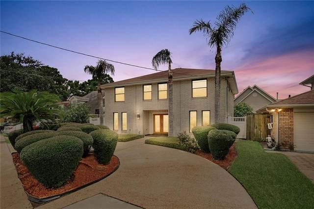 4721 Belle Drive, Metairie, LA 70006 (MLS #2319376) :: United Properties