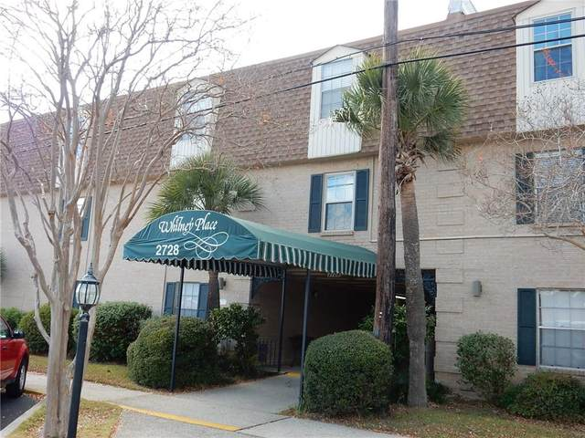 2728 Whitney Place #216, Metairie, LA 70002 (MLS #2319384) :: Freret Realty