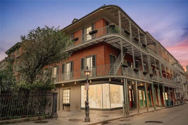 632 Pirates Alley Alley A, New Orleans, LA 70116 (#2319396) :: The Fields Group