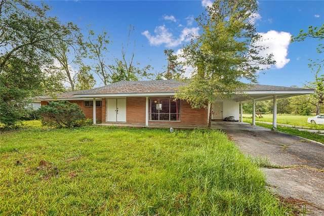 1303 Blackburn Road, Hammond, LA 70401 (MLS #2319401) :: Keaty Real Estate