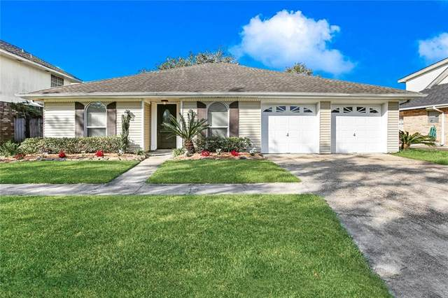 3337 Lake Trail Drive, Metairie, LA 70003 (MLS #2319429) :: United Properties