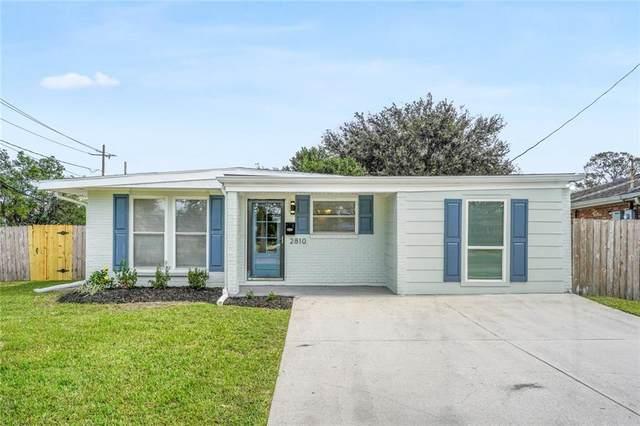 2810 Tupelo Street, Kenner, LA 70062 (MLS #2319450) :: United Properties